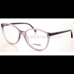 Chanel 3213 Lilac Glasses